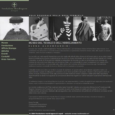 polo regionale della moda femminile