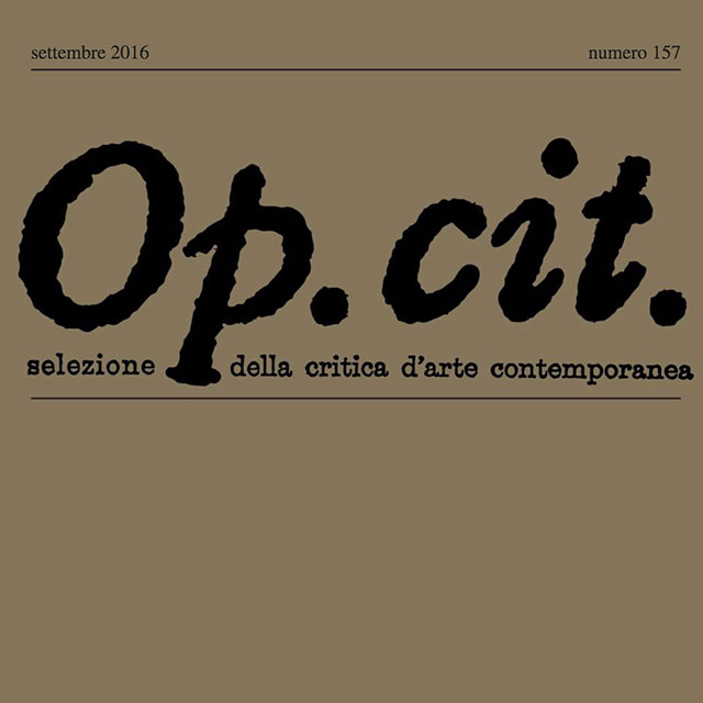 OP.CIT.